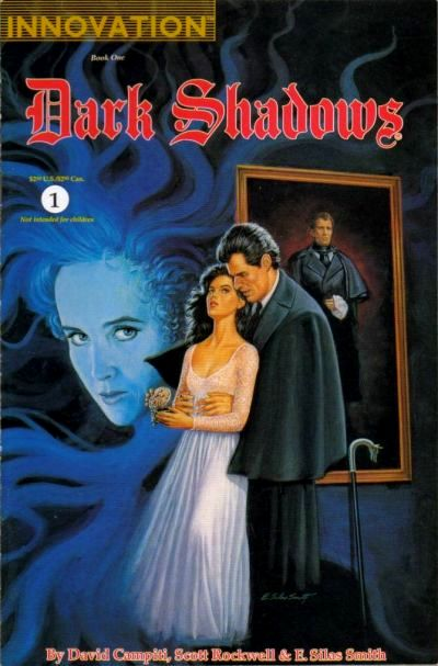 Dark Shadows/Comics gallery