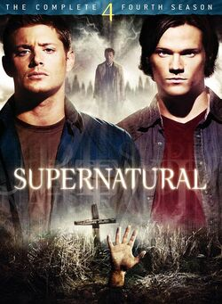 Supernatural - The Complete Fourth Season.jpg