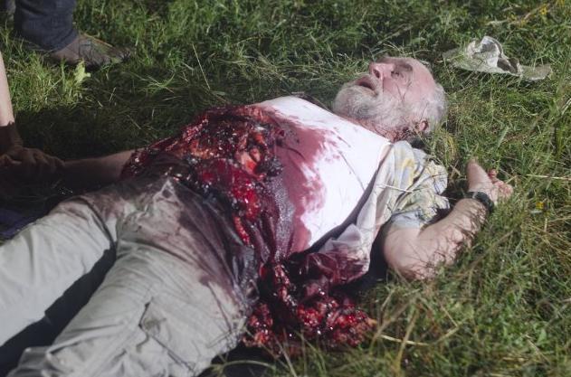 Walking Dead: Judge, Jury, Executioner
