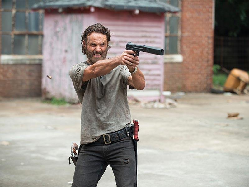 Walking Dead: Crossed