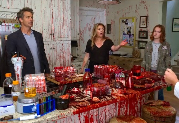 Santa Clarita Diet: No Family is Perfect
