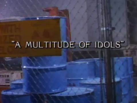 War of the Worlds: A Multitude of Idols