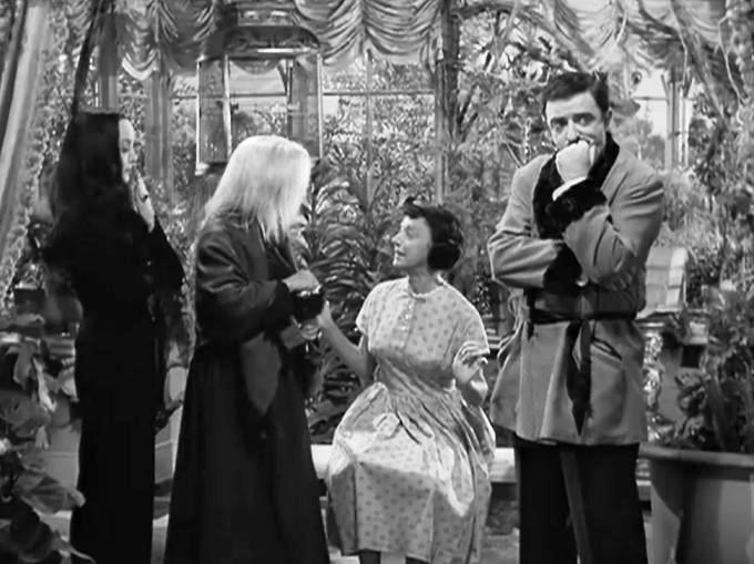 Addams Family: Morticia, the Matchmaker