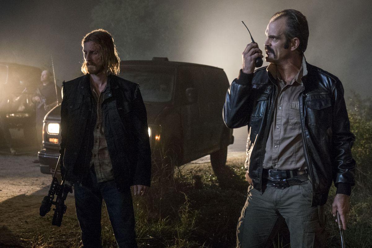 Walking Dead: Do Not Send Us Astray