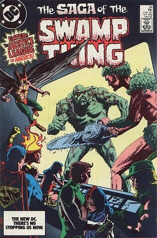 Swamp Thing Vol 2 24