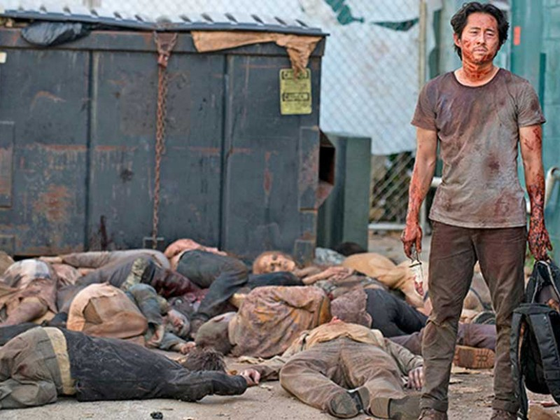 Walking Dead: Heads Up