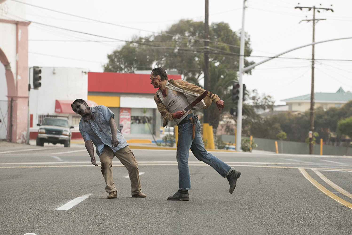 Fear the Walking Dead: Things Bad Begun