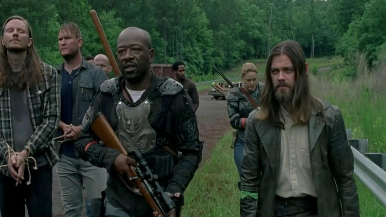 Walking Dead: Monsters