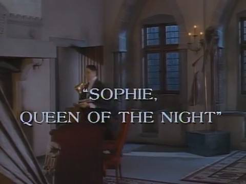 Dracula: Sophie, Queen of the Night
