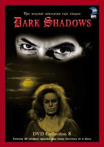Dark Shadows DVD Collection 8