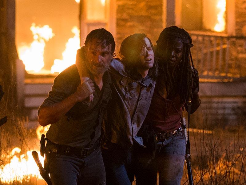Walking Dead: Honor