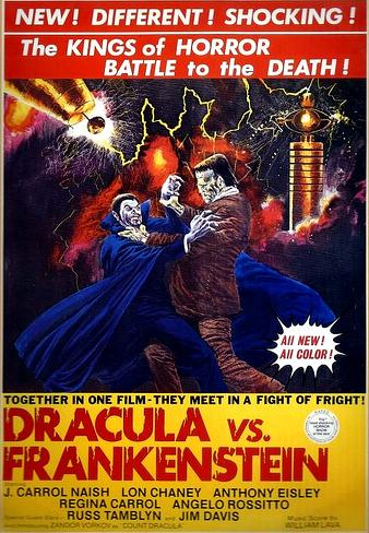 Dracula vs. Frankenstein (1971)