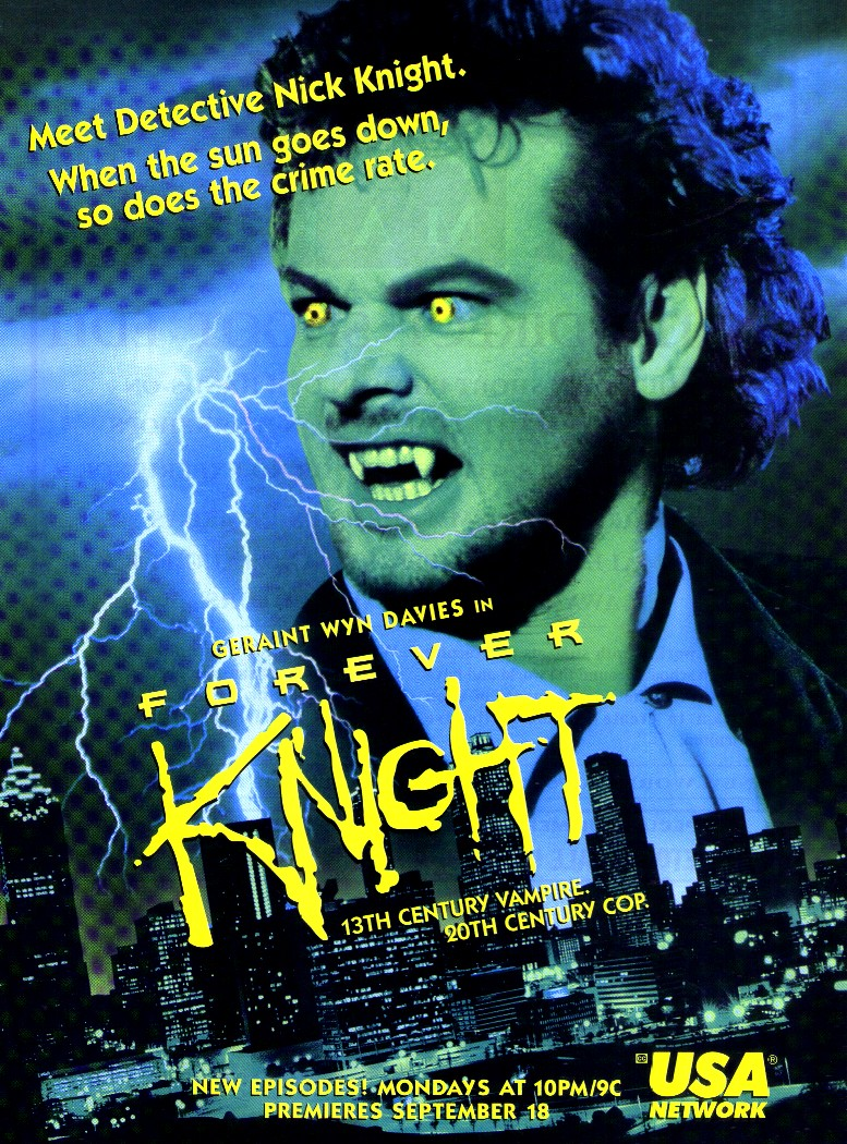 Forever Knight (TV Series)