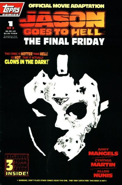 Jason Goes to Hell: The Final Friday 1
