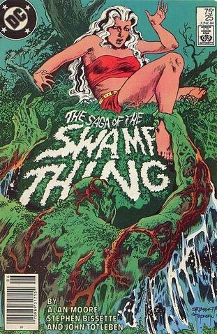 Swamp Thing Vol 2 25