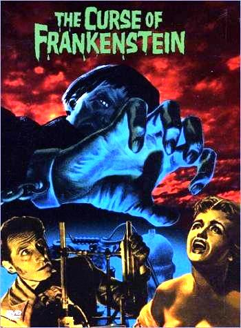Curse of Frankenstein, The
