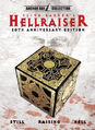 Hellraiser - 20th Anniversary Edition poster