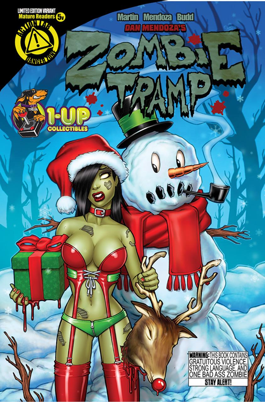 Zombie Tramp Vol 3 5