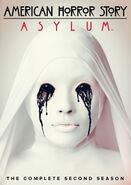 American Horror Story - The Complete Second Season - DVD