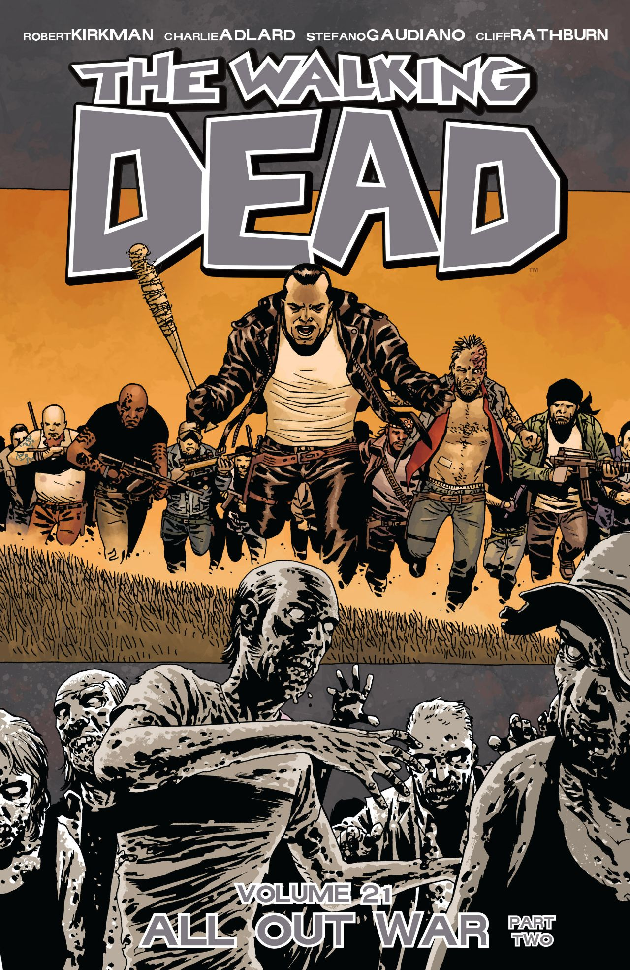 Walking Dead, Volume 21: All Out War - Part Two