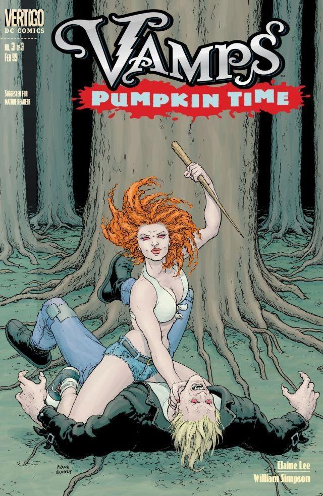 Vamps: Pumpkin Time 3