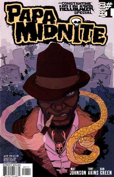 Hellblazer: Papa Midnite 1