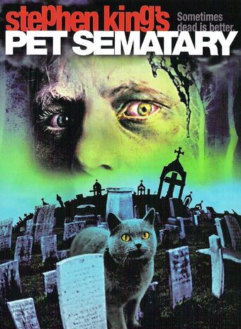 Pet Sematary | Headhunter's Horror House Wiki | Fandom