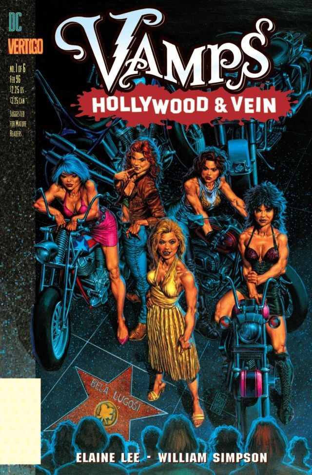 Vamps: Hollywood & Vein 1