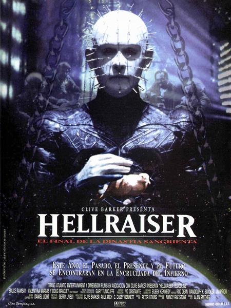 Hellraiser - Bloodline (Spanish).jpg