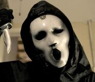 Ghostface - Scream the Series