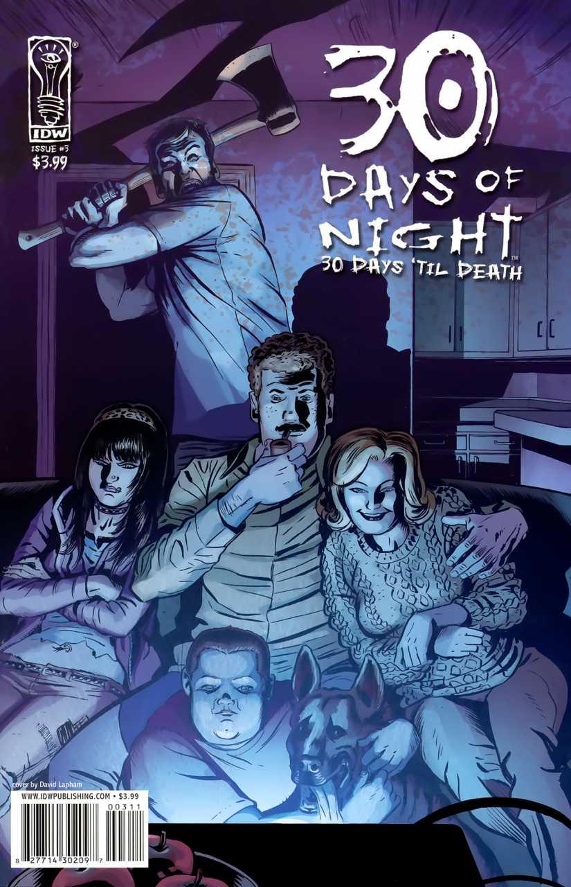 30 Days of Night: 30 Days 'Til Death 3