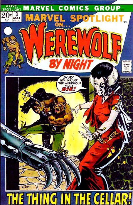 Marvel Spotlight 3