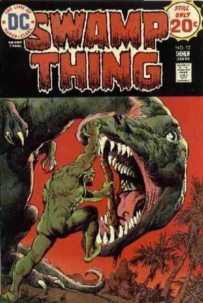 Swamp Thing 12