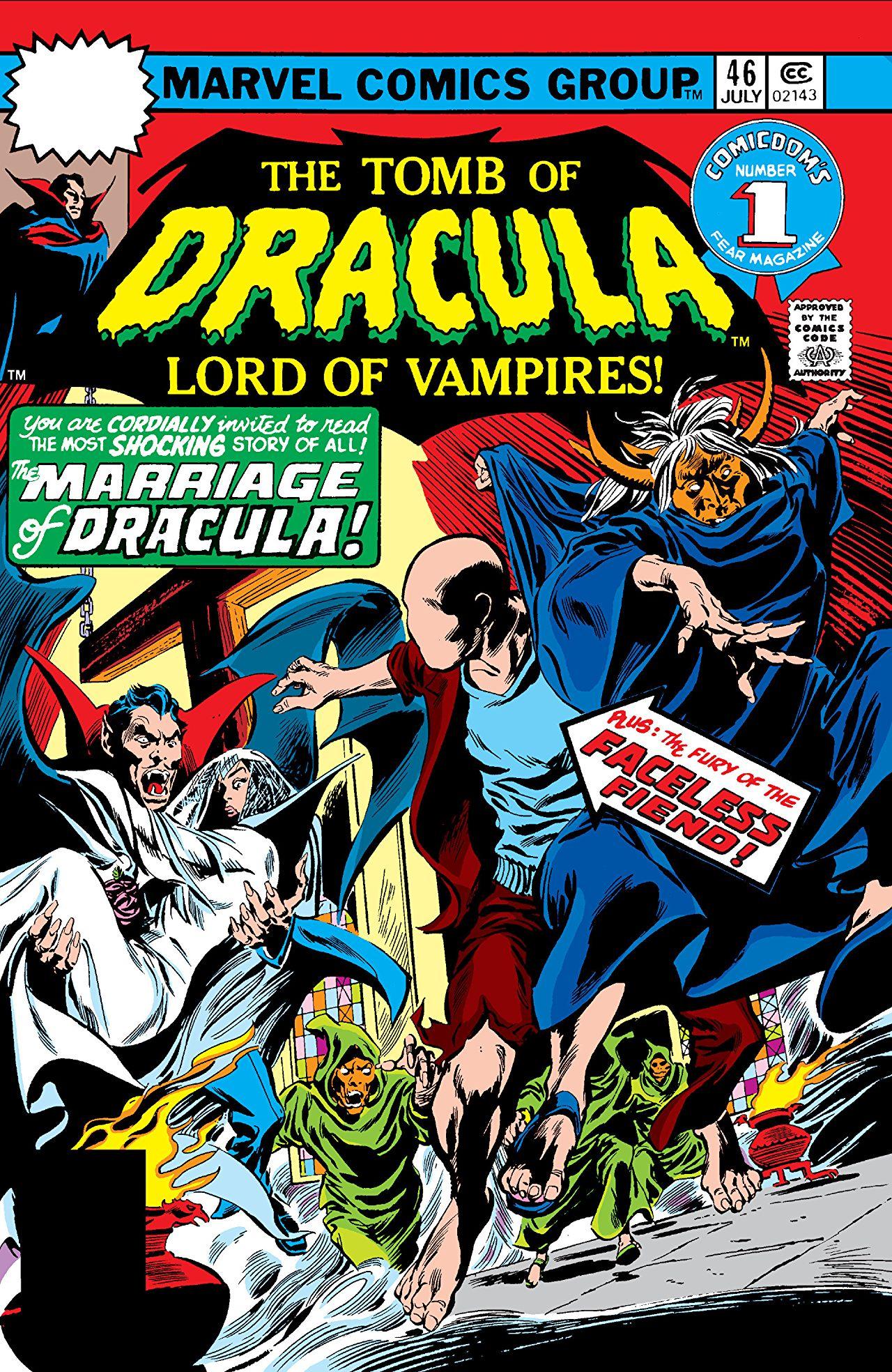 Tomb of Dracula 46