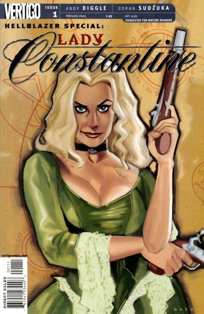 Hellblazer: Lady Constantine 1