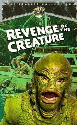 Revenge of the Creature (1955)/Gallery