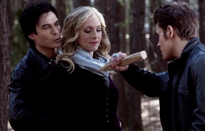 Vampire Diaries: The Murder of One