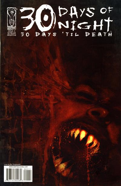 30 Days of Night: 30 Days 'Til Death Vol 1
