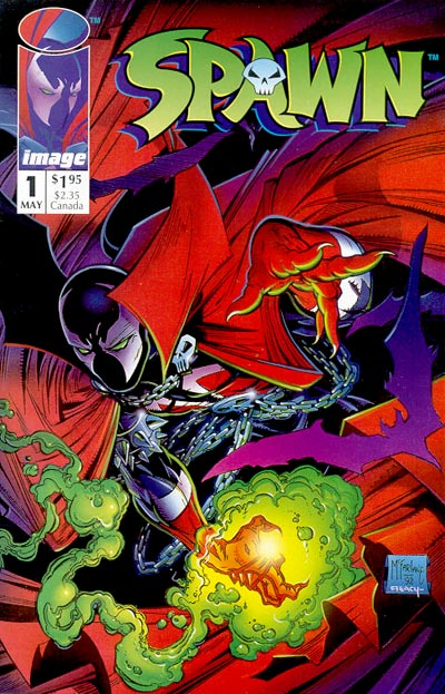 Spawn Vol 1/Gallery