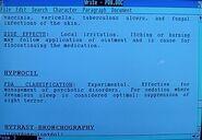 Hypnocil info
