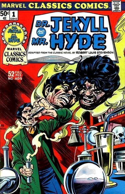 Marvel Classics Comics Vol 1