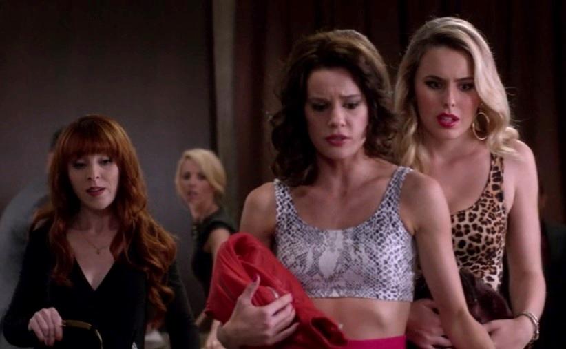 Supernatural: Girls, Girls, Girls