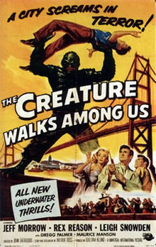 Creature Walks Among Us, The