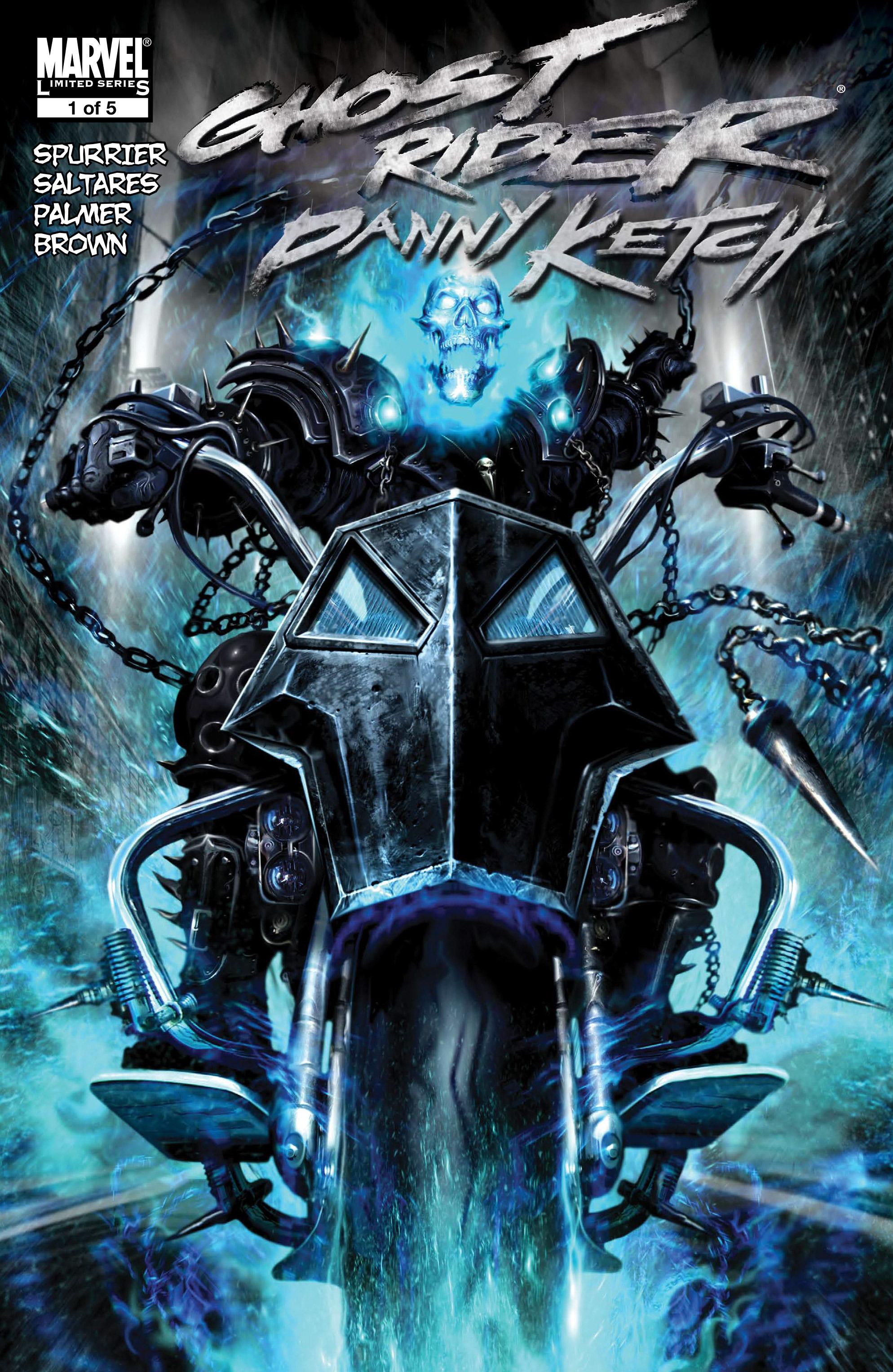 Ghost Rider: Danny Ketch Vol 1