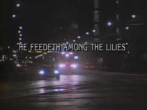 War of the Worlds: He Feedeth Among the Lilies