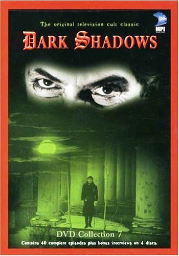 Dark Shadows DVD Collection 7