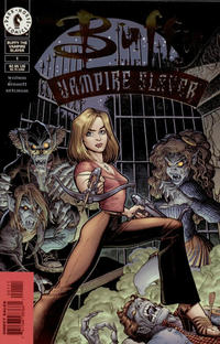 Buffy the Vampire Slayer/Comics gallery