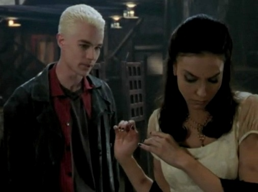 Buffy the Vampire Slayer: What's My Line? (Part 1)