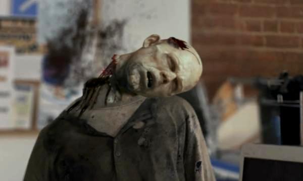 Walking Dead: Secrets