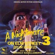 A Nightmare on Elm Street 3 - Dream Warriors (Soundtrack)